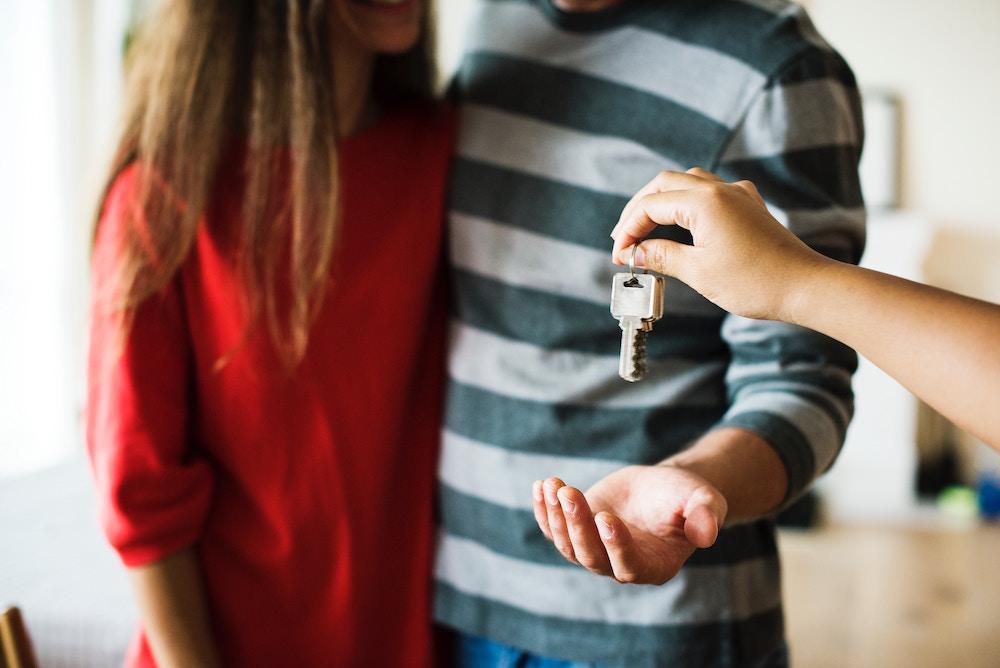 New Home Keys | Cobb Team