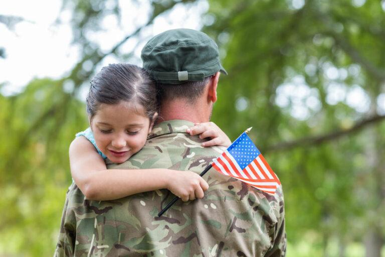 Soldier Returns Home Cobb Team